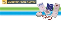 Picture of Baldwin Boxall Disabled Toilet Alarm (DTA) System