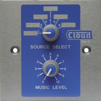 Picture of Cloud RSL-6 Remote Music Source Selector