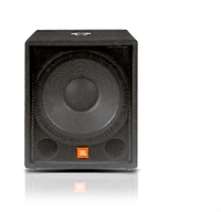 "Picture of JBL PRO JRX118S 18"" Compact Subwoofer"